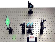Physical Optics Experiment